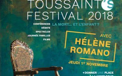 Toussaint'S Festival du 1er au 4 novembre à Lausanne !